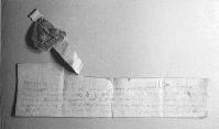 De originele akte uit 1233