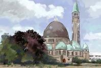 Schilderij van Ad van Bokhoven